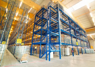 Logistikcenter Hohenzell